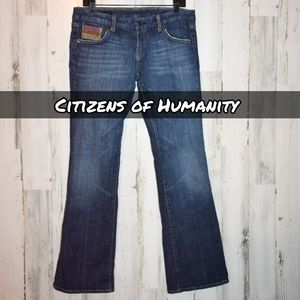 "Citizens of Humanity ""Linda"" Bootcut Jeans"